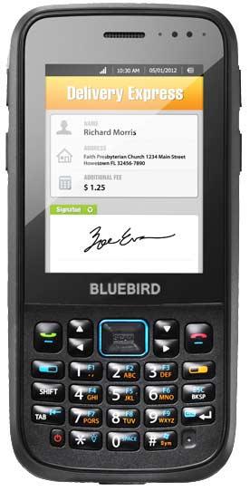 Bluebird HM40