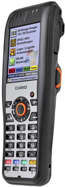Casio DT-X200