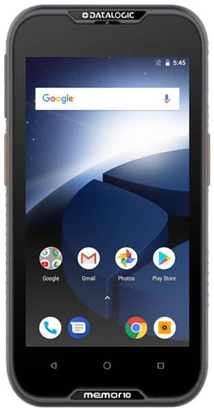 MDE Gerät Android Übersicht Datalogic Memor 10