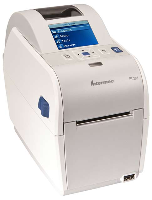 Honeywell PC23 Desktopdrucker