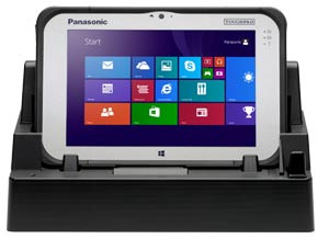 Panasonic FZ B2 MDE Tablet Desktop Cradle