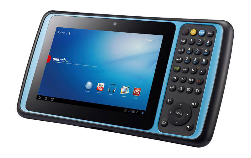 Android Tablet Unitech TB120