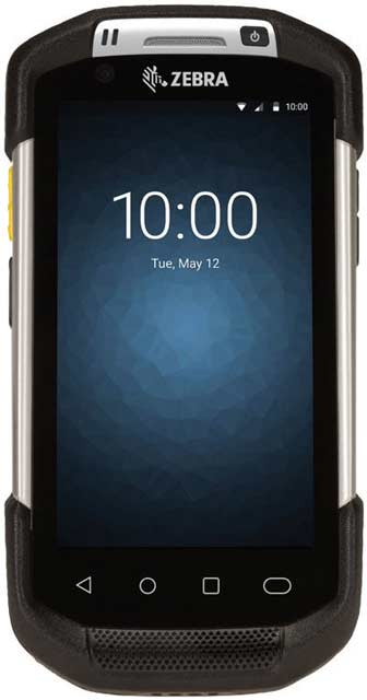 MDE Gerät Android Übersicht Zebra TC70 / TC75